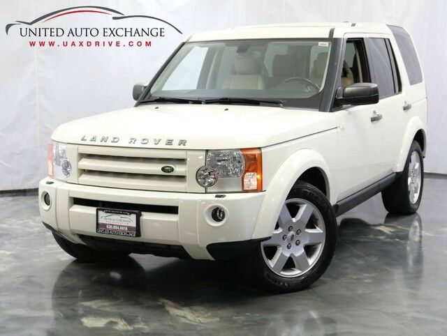 2009 Land Rover LR3 4.4L V8 Engine / AWD / Sunroof / Parking Aid Addison IL