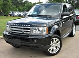 2009 Land Rover Range Rover ** SPORT HSE ** - w/ LEATHER SEATS & SUNROOF