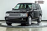 2009 Land Rover Range Rover HSE Clean Carfax Only 50k Miles Costa Mesa CA