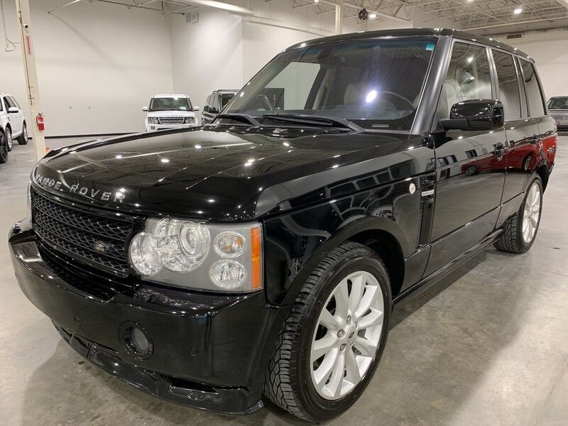 2009_Land Rover_Range Rover_SC Overfinch_ Charlotte NC