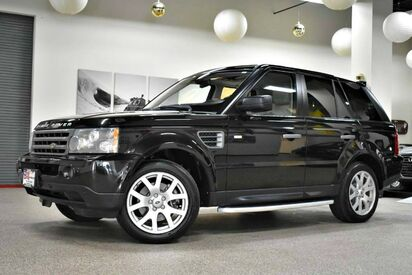 2009_Land Rover_Range Rover Sport_HSE_ Boston MA