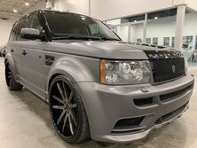 Land Rover Range Rover Sport HSE Custom Wide body 2009