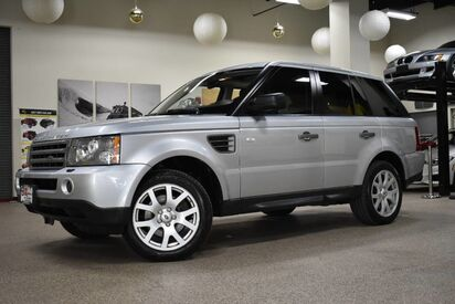 2009_Land Rover_Range Rover Sport_HSE LUXURY_ Boston MA