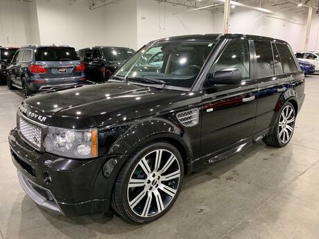 2009 Land Rover Range Rover Sport SC HST Limited Edition Charlotte NC