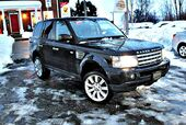 2009 Land Rover Range Rover Sport SC-Supercharged-AWD-Traction Control-Lthr-14 spkr stereo