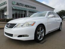 2009_Lexus_GS_GS 350 NAV, SUNROOF, HEATED/COOLED SEATS,  BACKUP CAM, REAR CLIMATE, MEMORY SEATS,_ Plano TX