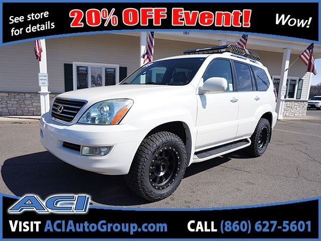 2009 Lexus GX 470  East Windsor CT