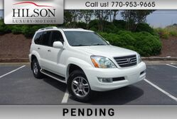 Lexus GX470 w/Rear Entertainment  2009