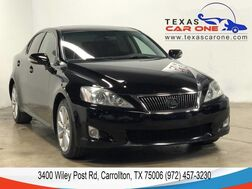2009_Lexus_IS 250_AWD SUNROOF LEATHER HEATED AND COOLED SEATS SMART ACCESS ENTRY W_ Carrollton TX