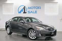 2009_Lexus_IS 250_AWD_ Schaumburg IL