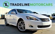 2009 Lexus IS 250 NAVIGATION, SUNROOF, LEATHER, AND MUCH MORE!!!