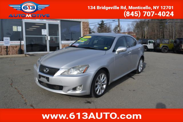 2009 Lexus IS IS 250 AWD 6-Speed Sequential Ulster County NY