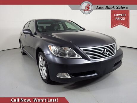 2009_Lexus_LS 460__ Salt Lake City UT