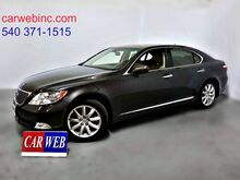 2009_Lexus_LS 460_Luxury Sedan AWD_ Fredricksburg VA