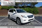 2009 Lexus LX570 w/Luxury Package