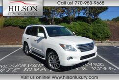 2009_Lexus_LX570 w/Luxury Package__ Marietta GA