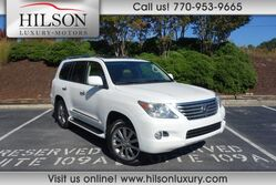 Lexus LX570 w/Luxury Package  2009