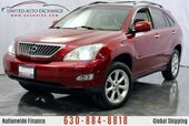 2009 Lexus RX 350 3.5L V6 Engine AWD w/ Navigation, Sunroof, Bluetooth Connectivity, Rear View Camera, Leather Heated Seats