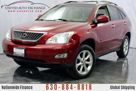 2009_Lexus_RX 350_3.5L V6 Engine AWD w/ Navigation, Sunroof, Bluetooth Connectivity, Rear View Camera, Leather Heated Seats_ Addison IL