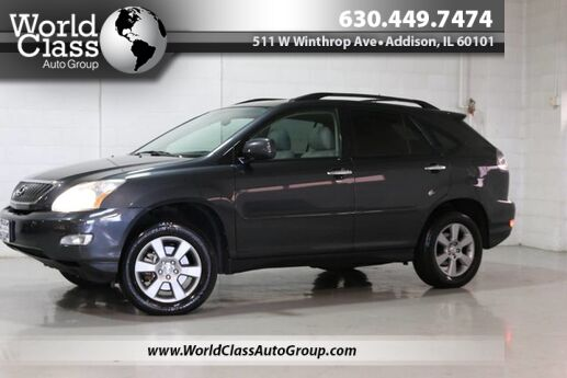 2009 Lexus RX 350 RX 350 - LEATHER & HEATED SEATS SIX CD CHANGER POWER SEATS SUN ROOF Chicago IL