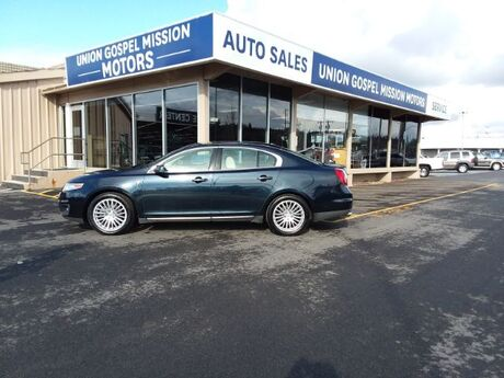 2009 Lincoln MKS AWD Spokane Valley WA