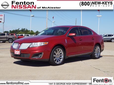 2009 Lincoln MKS Base McAlester OK