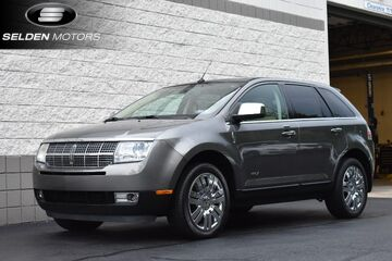 2009_Lincoln_MKX__ Willow Grove PA