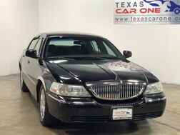 2009_Lincoln_Town Car_SIGNATURE LIMITED AUTOMATIC LEATHER HEATED SEATS CRUISE CONTROL ALLOY WHEELS_ Carrollton TX