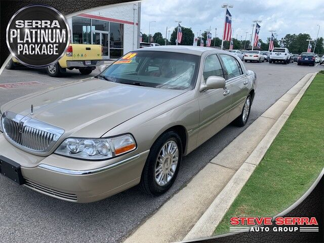 2009 Lincoln Town Car Signature Limited Decatur AL