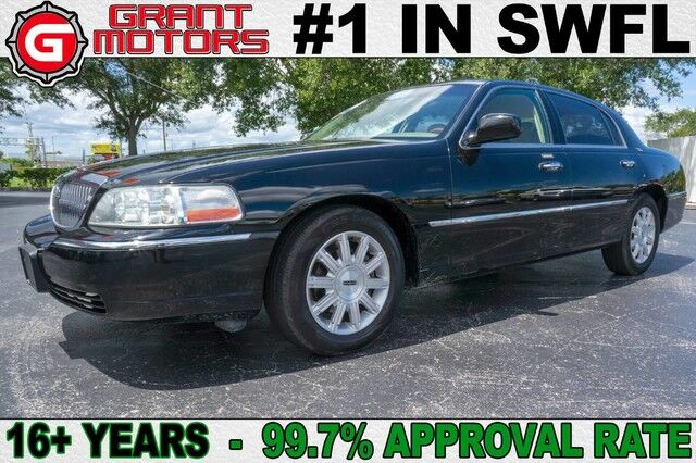 2009 Lincoln Town Car Signature Limited Fort Myers FL