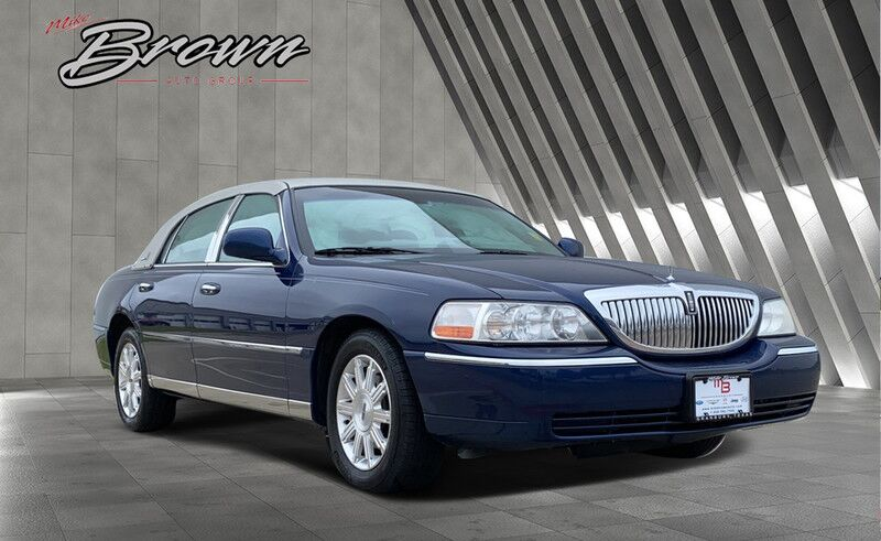 2009 Lincoln Town Car Signature Limited Granbury TX