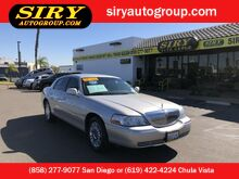 2009_Lincoln_Town Car_Signature Limited_ San Diego CA