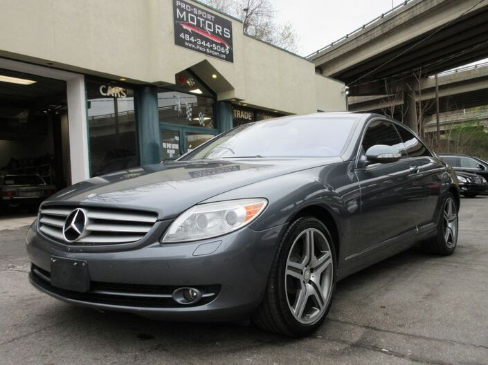 2009 MERCEDES-BENZ CL 550 4MATIC W Conshohocken PA