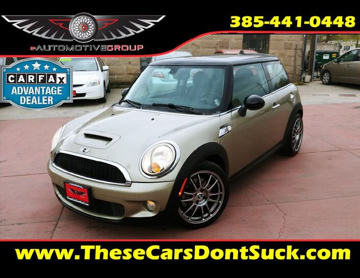 2009 MINI COOPER S Sandy UT