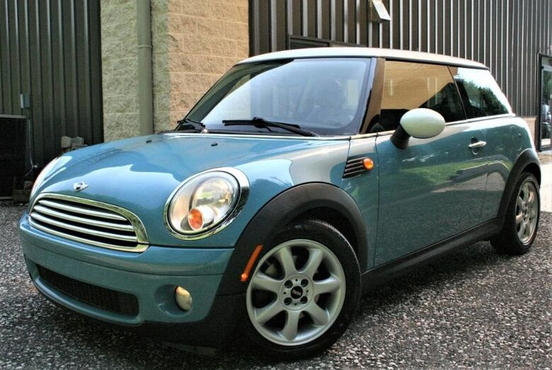 2009 MINI Cooper Base Sykesville MD