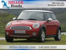 2009_MINI_Cooper_Base_ Martinsburg