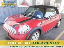 2009_MINI_Cooper Convertible__ Buffalo NY
