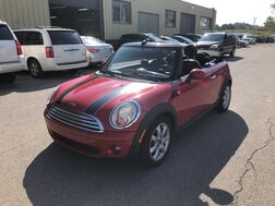 2009_MINI_Cooper Convertible__ Cleveland OH