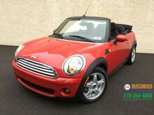 2009_MINI_Cooper Convertible__ Feasterville PA