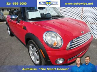 2009_MINI_Cooper Convertible__ Melbourne FL