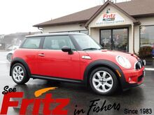 2009_MINI_Cooper Hardtop_S_ Fishers IN