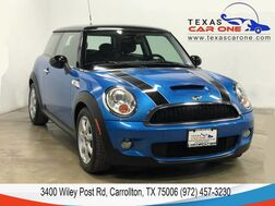 2009_MINI_Cooper_S PREMIUM PKG AUTOMATIC PANORAMA LEATHER SEATS BLUETOOTH_ Carrollton TX