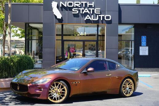 2009 Maserati GranTurismo  Walnut Creek CA
