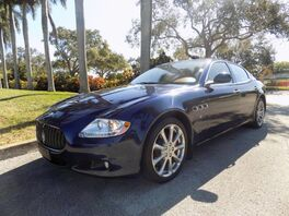 2009_Maserati_Quattroporte_Base_ Hollywood FL