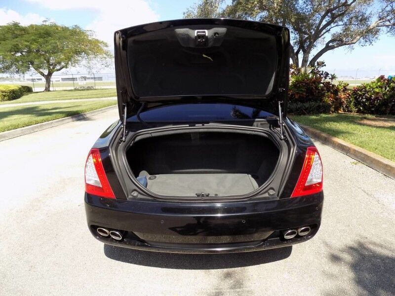 2009 Maserati Quattroporte S Hollywood FL