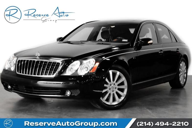 2009 Maybach 57s  The Colony TX