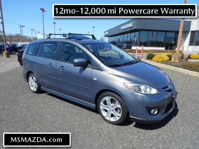 2009 Mazda 5 Touring - Moonroof - 6-CD - Sirius Maple Shade NJ