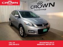 2009_Mazda_CX-7_FWD 4dr GT/ LOW KMS/ SUNROOF/ KEY LESS ENTRY AND START_ Winnipeg MB