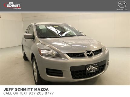 2009_Mazda_CX-7_Sport_ Dayton area OH