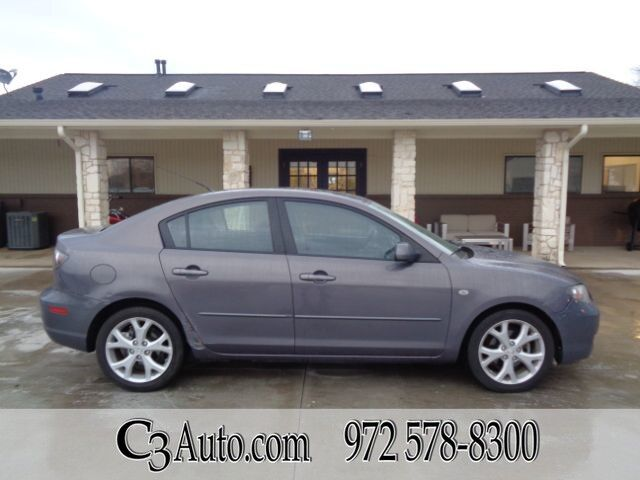 2009 Mazda Mazda3 i Touring Value Plano TX